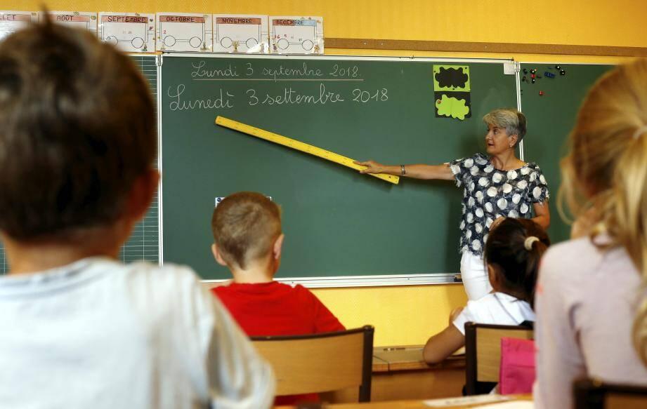 Une classe bilingue français-italien va être lancée à l'école Mistral de Menton.
