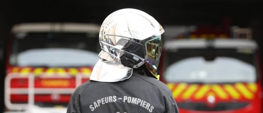 Un sapeur pompier (image d'illustration).