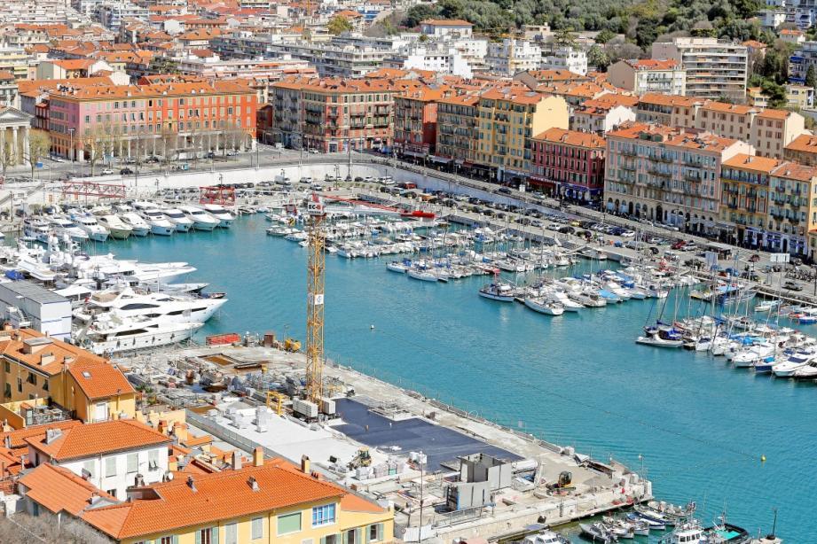 Le port de Nice (image d'illustration).