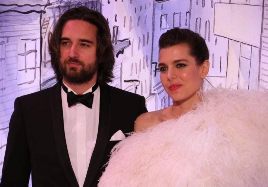 Le 24 mars dernier, le couple était réuni sur le tapis rouge du bal de la Rose, leur toute première – et jusqu'ici unique – sortie officielle en Principauté.
