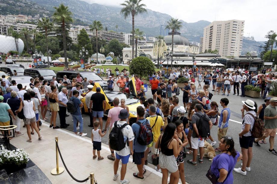 Au plus fort de la fréquentation touristique, cet été place du Casino, la modification des axes de circulation avait créé quelques remous.