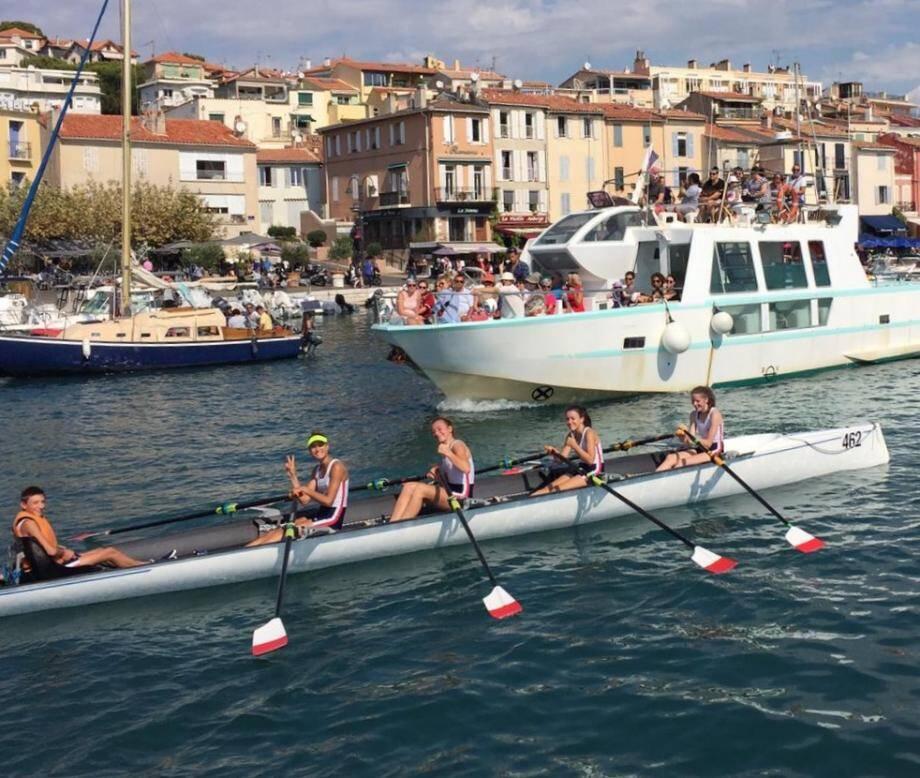 Les rameurs monégasques ont enchaîné les bonnes performances ce week-end. Idéal à quelques jours des championnats du monde en mer à Victoria.