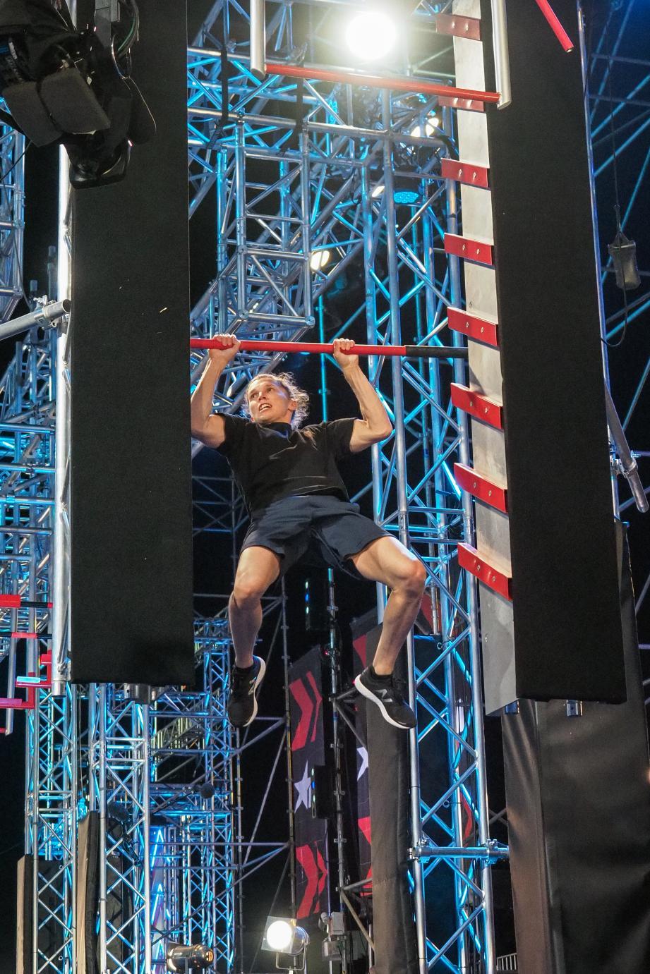 Thomas Hubener n'a pas réussi à terminer le dernier parcours de la grande finale du jeu de TF1