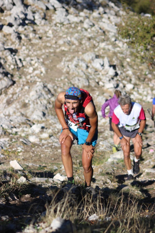 Les coureurs vont encore tirer la langue le samedi pour le K.V de Gorbio.