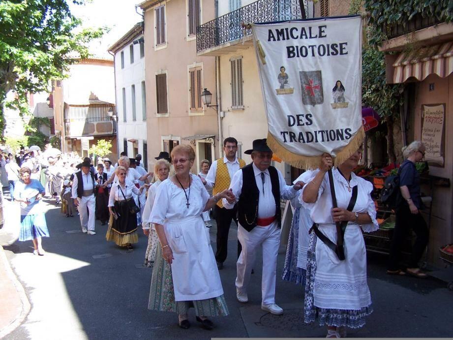 Le principe de base n'a jamais varié : maintenir les traditions au sein de la commune.