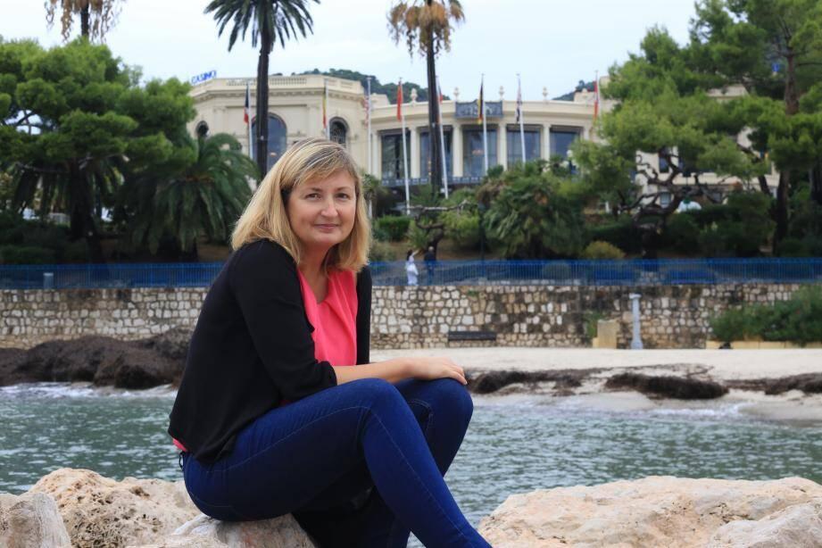 Hana Motlova travaille et réside à Beaulieu depuis quatre ans.