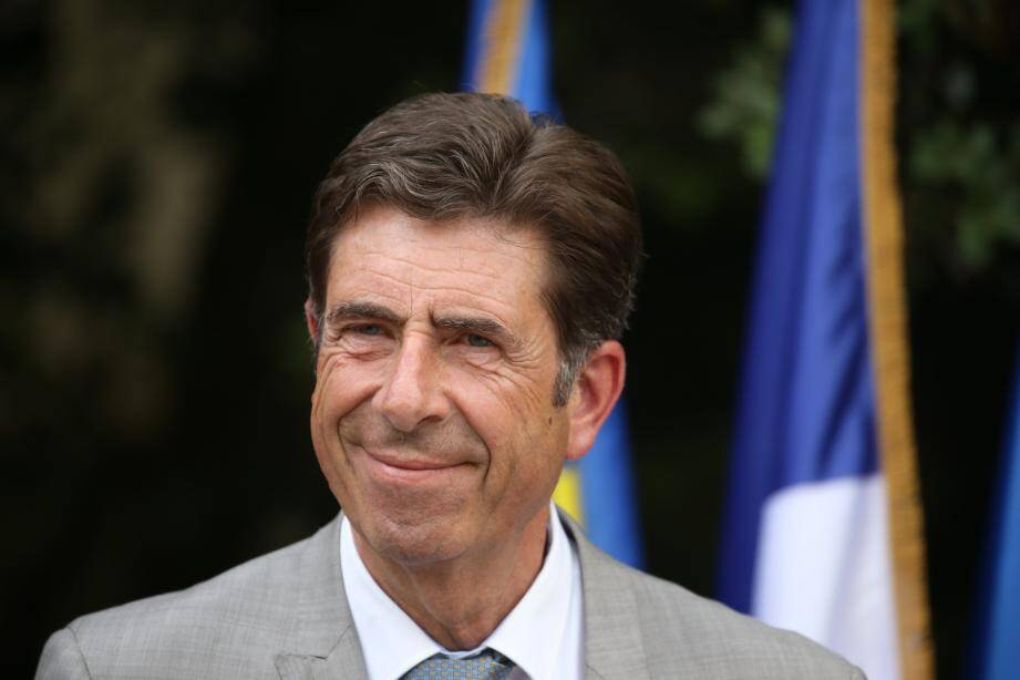 Charles-Ange Ginésy, départementaliste !