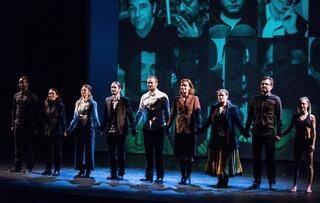Figures Libres, la dernière création de la compagnie monégasque Les Farfadets, est présentée au Théâtre des Variétés le 1er novembre.