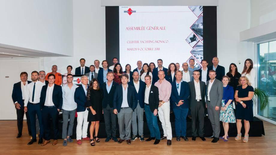 Les objectifs du Cluster Yachting Monaco sont ambitieux pour 2019.(DR)