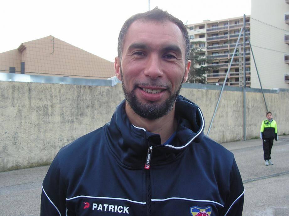 L'entraîneur toulonnais était furieux après le revers concédé au SC Bastia.