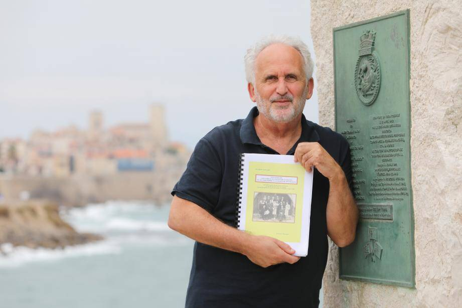 Yves-Michel Langlois raconte sa famille. Il y évoque largement des pages inconnues de la Résistance notamment à Antibes.