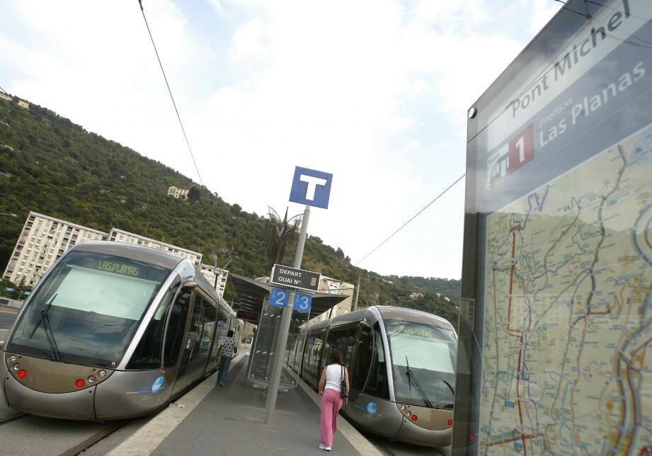 Le tram circule de nouveau à l'Est (image d'illustration).