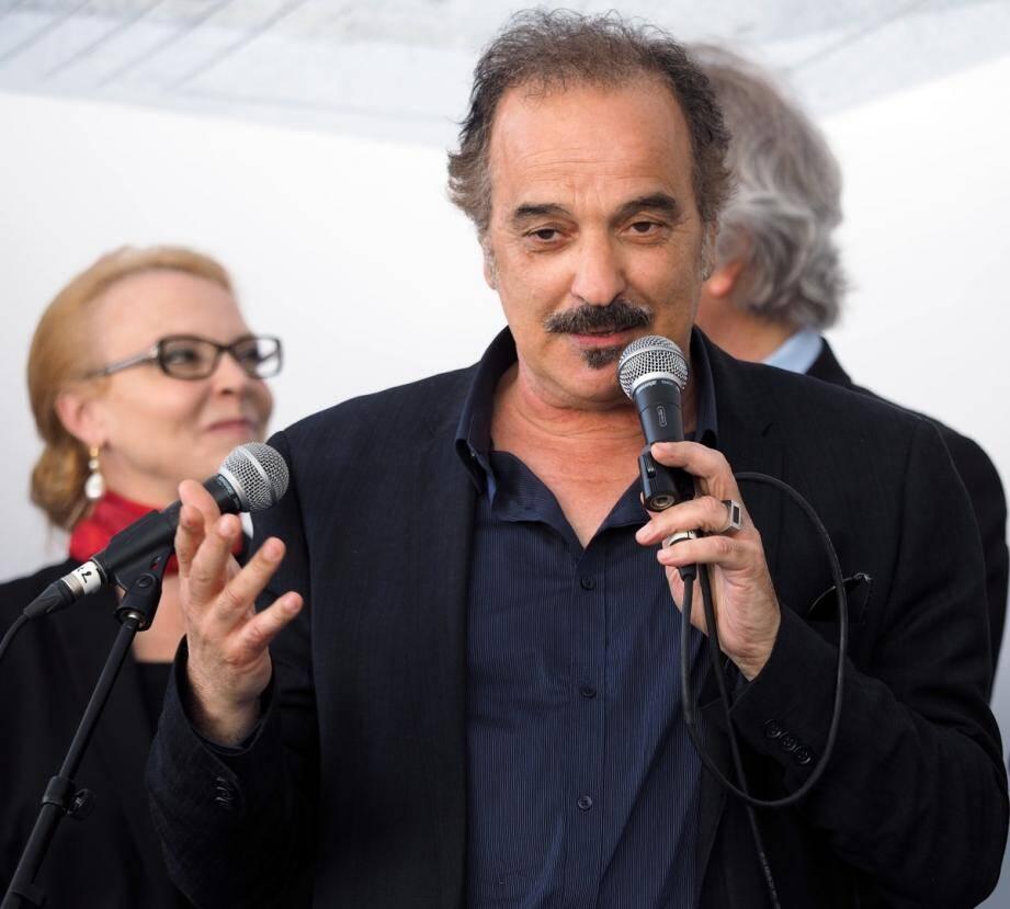 Akli Tadjer est le lauréat de la 21e édition du prix Nice Baie des Anges.