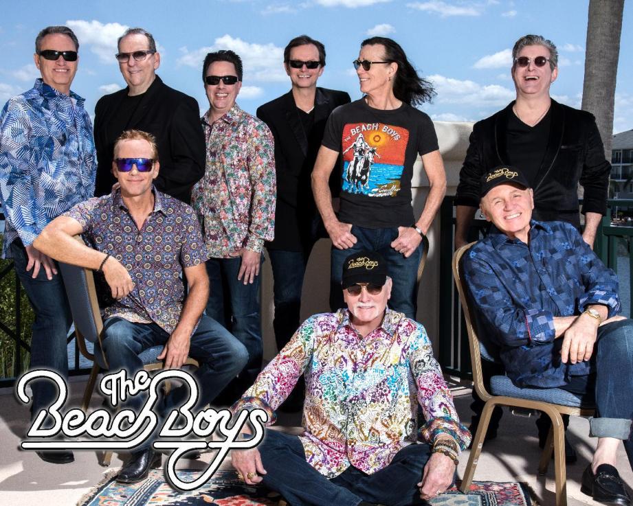 Les légendaires Beach Boys sont en concert l'été prochain au Sporting Monte-Carlo.