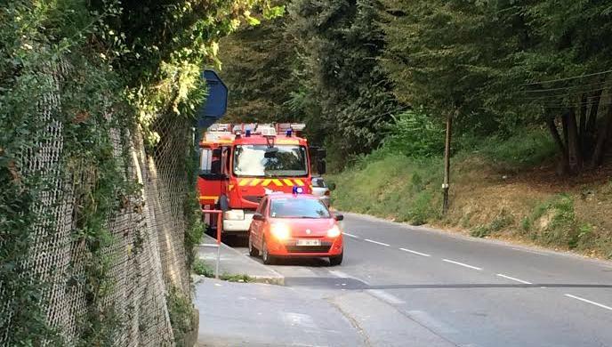 À l'arrivée des pompiers, il était déjà trop tard pour la victime...