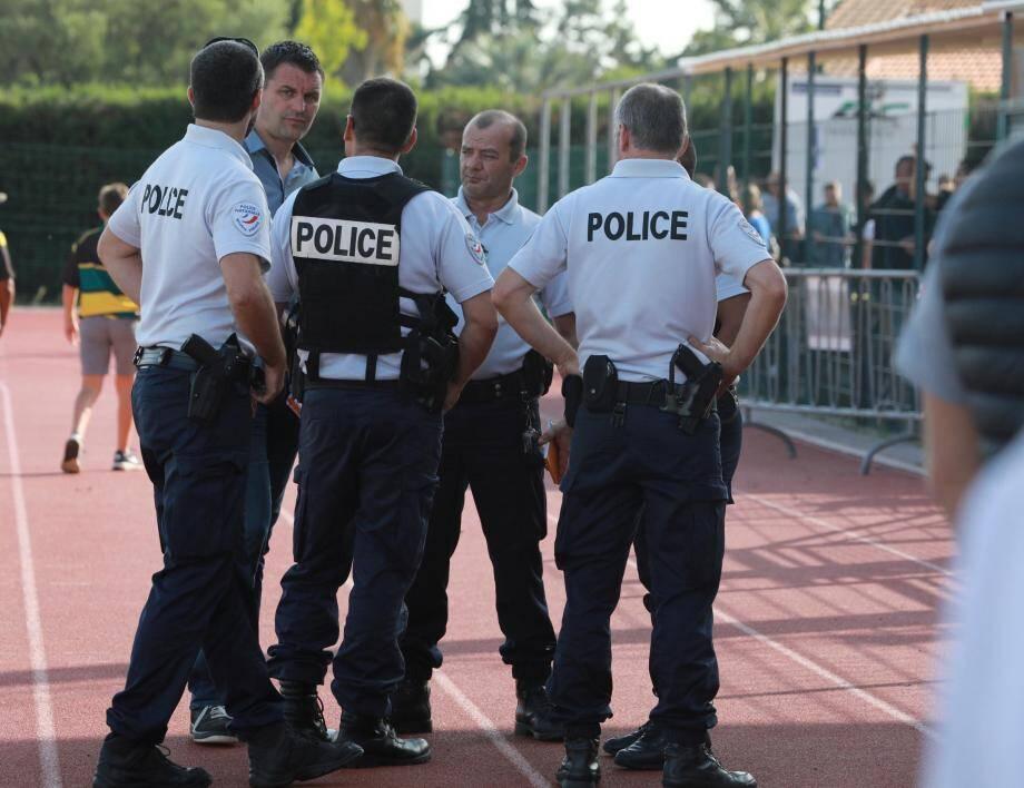 Deux blessés ont été évacués après la bagarre entre joueurs de La Seyne et d'Hyères.