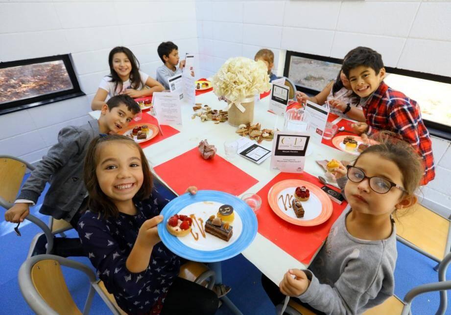 Regrouper les repas servis par le CCAS, Cannes Bel âge et les écoles, cela représente 824 000 menus par an !