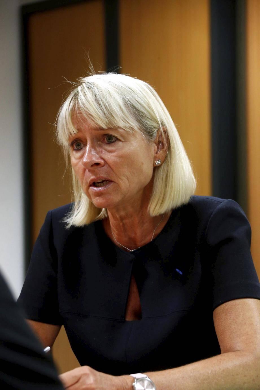 Françoise Dumont est également vice-présidente du conseil départemental.