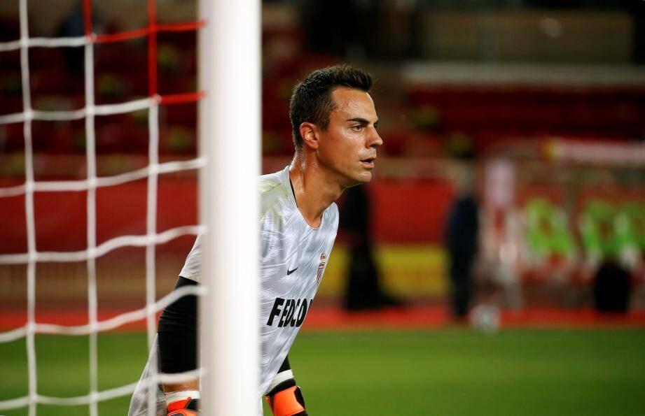 Diego Benaglio retrouve le groupe de l'AS Monaco.