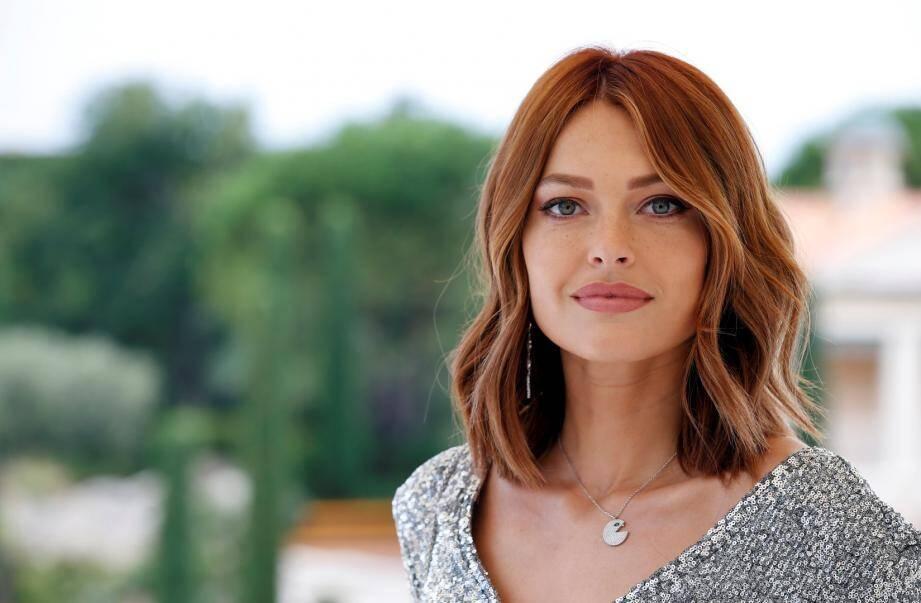Caroline Receveur a reçu deux prix lors des premiers Monaco Influencer Awards.