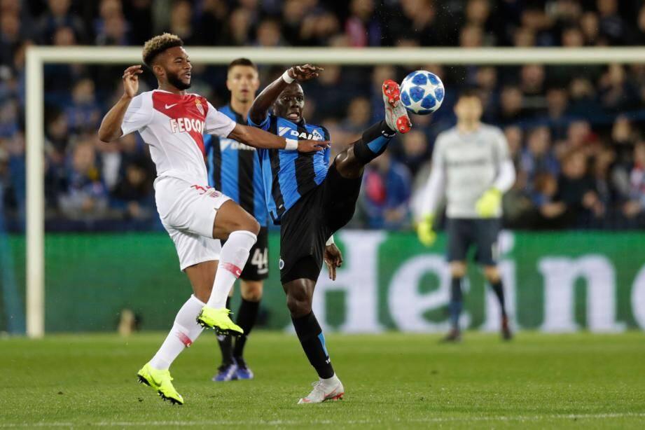 Le jeune Moussa Sylla a marqué le but monégasque.