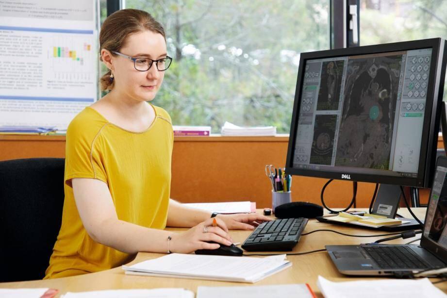 Fanny Orlhac, post-doctorante à l'Université Nice Côte d'Azur et habitante de Vallauris, a été sélectionnée parmi près de 900 candidatures.