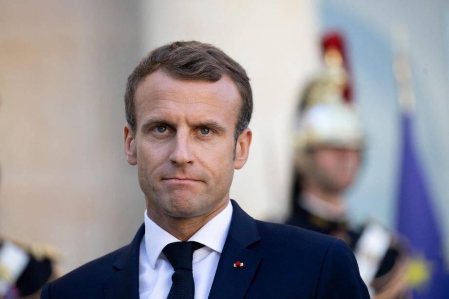 Emmanuel Macron s'est exprimé ce mardi soir.