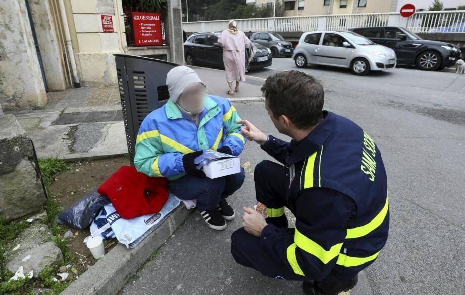 Un dispositif d'hébergement d'urgence va être déployé ce week-end à Nice.