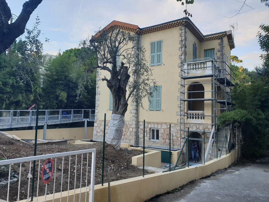 La Maison d'assistantes maternelles, qui sera bientôt ouverte à son jeune public, fait partie des actions pour lesquelles la commune a obtenu la Marianne d'or.