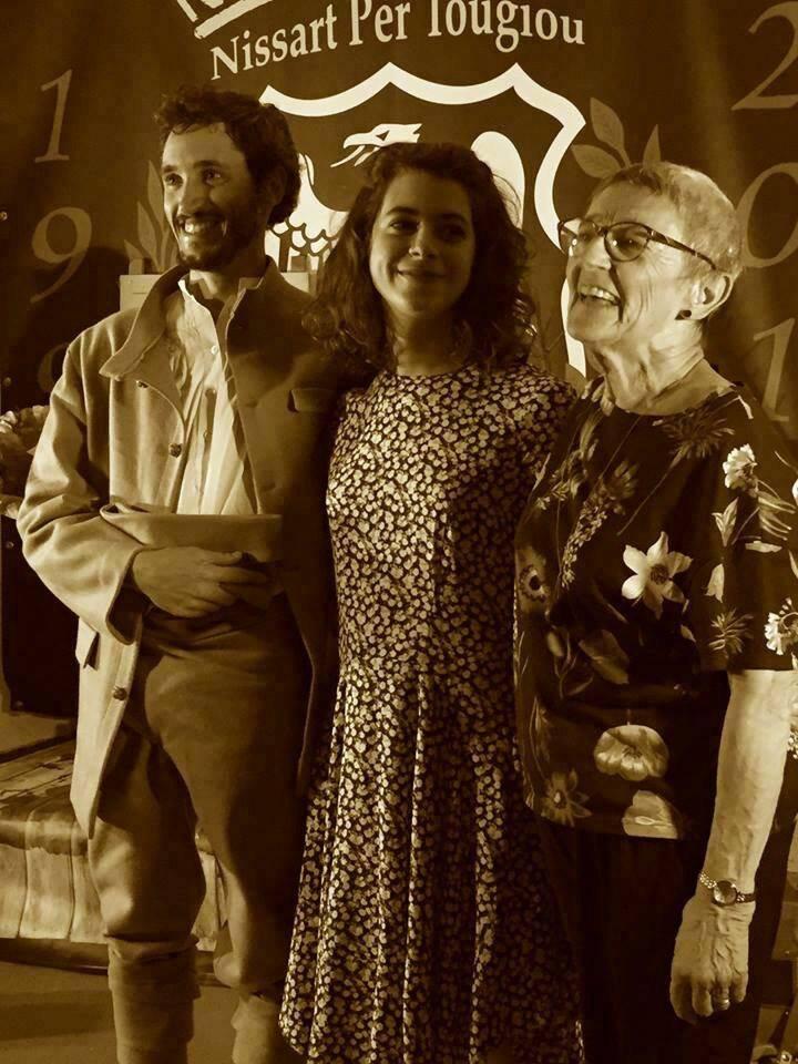 Loïs, Milèna et Chantal : un trio gagnant pour faire revivre, cent ans après, la Grande Guerre.