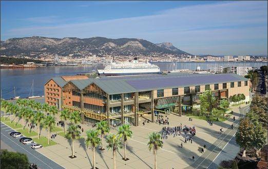 Désormais, répète la municipalité, le seul obstacle au lancement des travaux de réalisation du complexe cinématographique est le recours contre le permis de construire. Mais pour l'heure, aucune date d'audience n'est fixée par le tribunal administratif de Toulon. (Document DR)