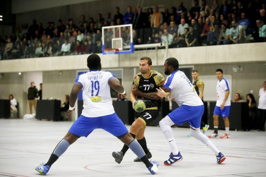 Les handballeurs dracénois auront encore une belle carte à jouer samedi dans l'Hérault.