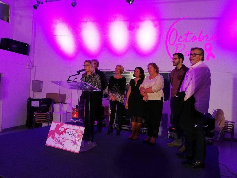 Les fonds récoltés par le service Cavalaire famille ont été transmis aux associations.