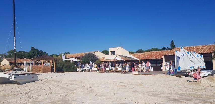 Le dernier conseil municipal a validé le passage au privé de la base nautique des Canoubiers. (P.P.)