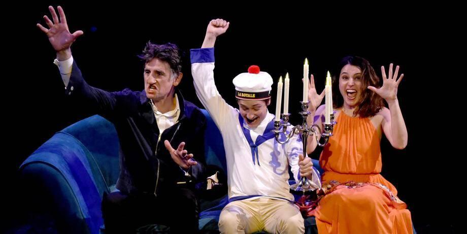 La pièce a remporté un énorme succès au festival off d'Avignon en 2017.