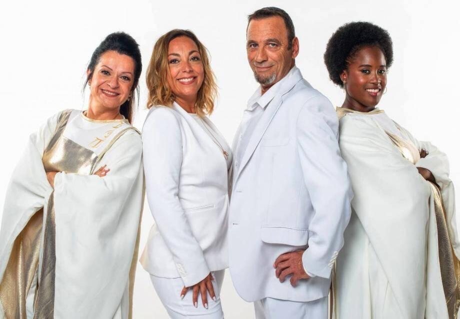 Divin gospel music chantera dimanche 25 novembre au profit de la Ligue contre le cancer.