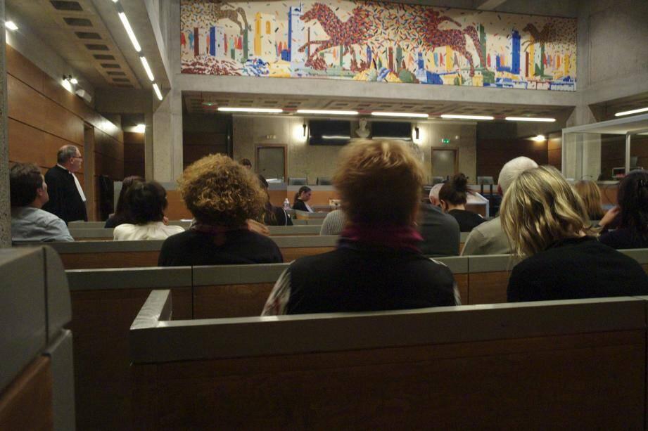 La cour d'assises du Var rejuge en appel l'agression mortelle d'un retraité à Marseille.