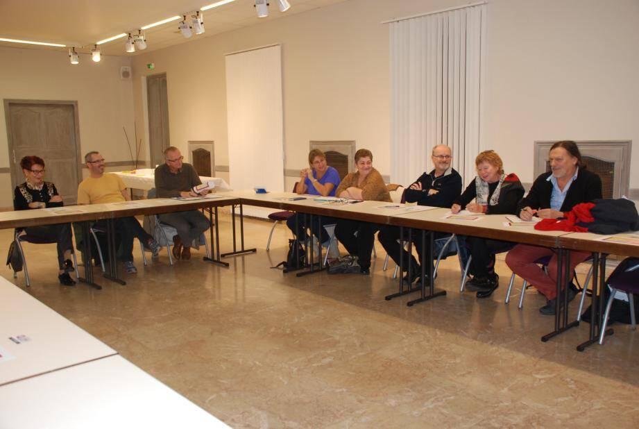 Une quinzaine d'habitants a commencé à travailler avec la Ville pour améliorer la vie du quartier.
