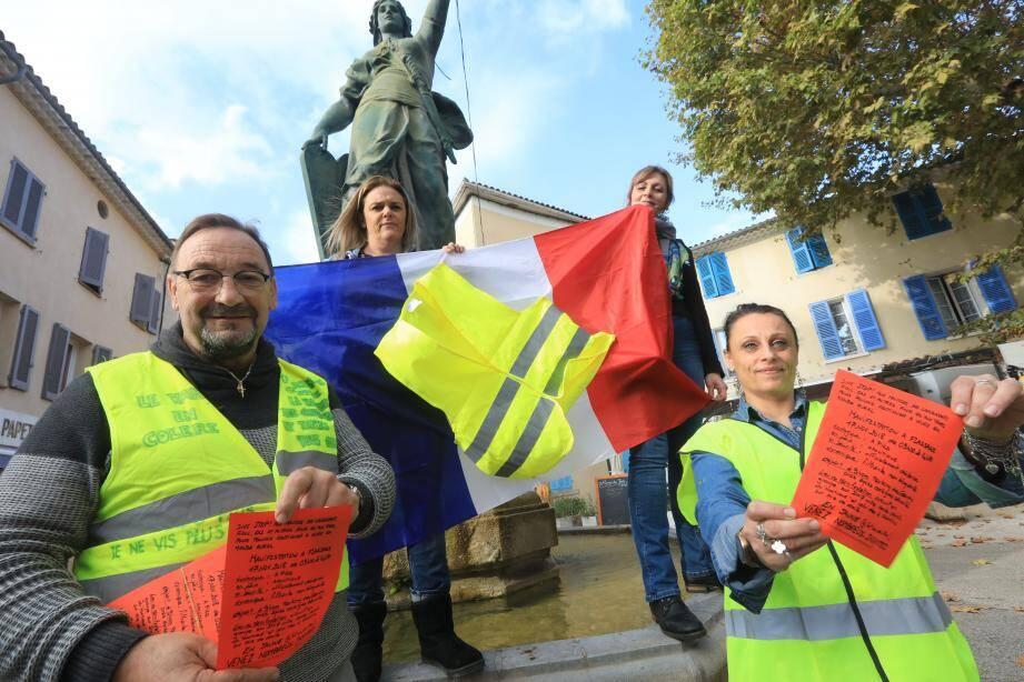 La DN7 à Flassans-sur-Issole, c'est le lieu « stratégique » choisi par les organisateurs du groupe « Le Var en colère » pour manifester à pied demain samedi 17 novembre. Ils donnent rendez-vous à 9 heures sur le parking des Grands Prés.