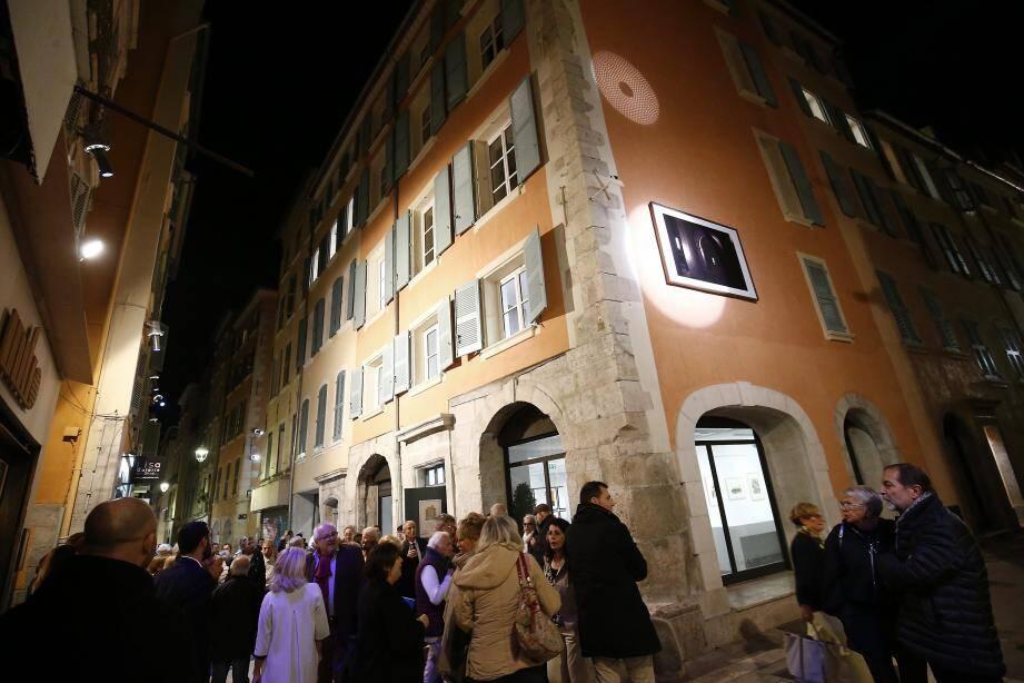 Les chœurs de l'Opéra répéteront dans ce grand studio au 5e et 6e étage.