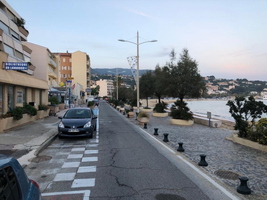 L'avenue Général-Bouvet sera réaménagée dès janvier 2019.