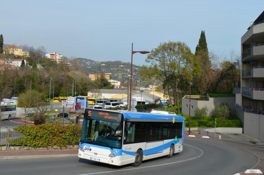 La verbalisation sera mise en place dans les transports en commun du périmètre de transport urbain de la CAPG à compter du 1er janvier 2019.(DR)