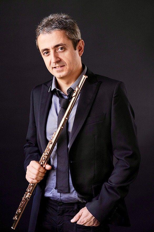 Michel Moraguès en concert samedi soir au théâtre Alexandre-III. (DR)