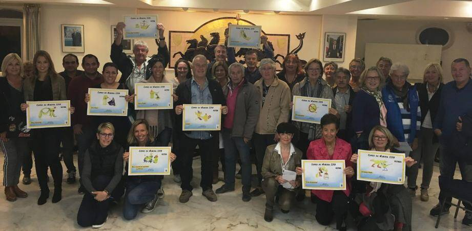 Une vingtaine d'associations va prendre part à la prochaine édition du Corso du mimosa qui aura pour thème les grands films du box-office.