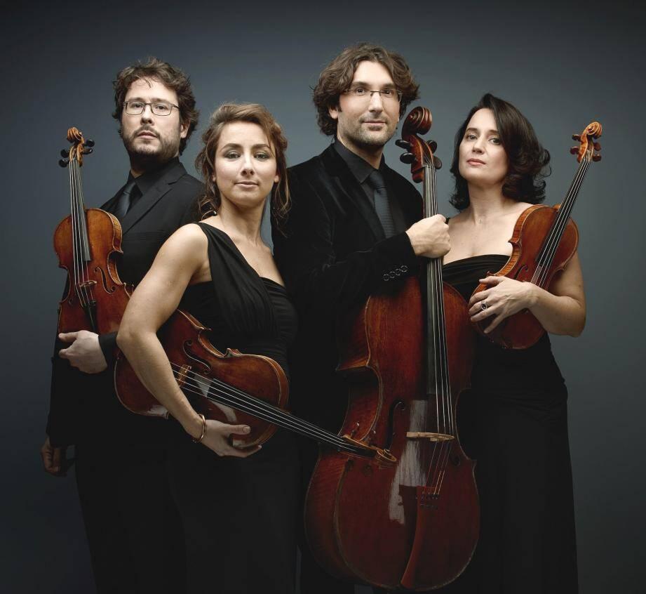 Quatre musiciens d'exception pour clôturer l'année 2018 du festival des Soirées musicales.(DR)