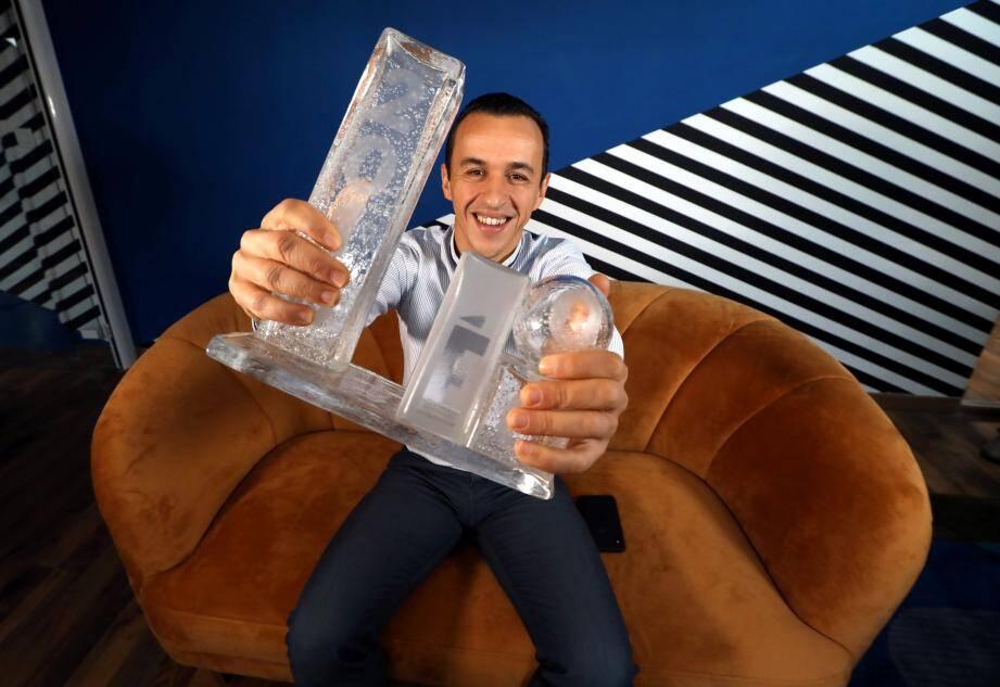 Toufik Lerari a fondé tequilarapido en 1989. L'agence digitale niçoise compte 60 collaborateurs à Nice. Le quadra dirige aussi Allégorie.TV en Algérie.