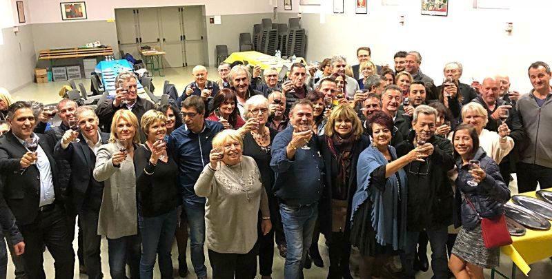 Le Lions Club de Vallauris contribue avec sa soirée à la lutte contre la maladie d'Alzheimer.