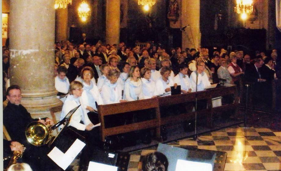 A partir de 15h en l'église du Sacré-Cœur un concert exceptionnel sera donné. (DR)
