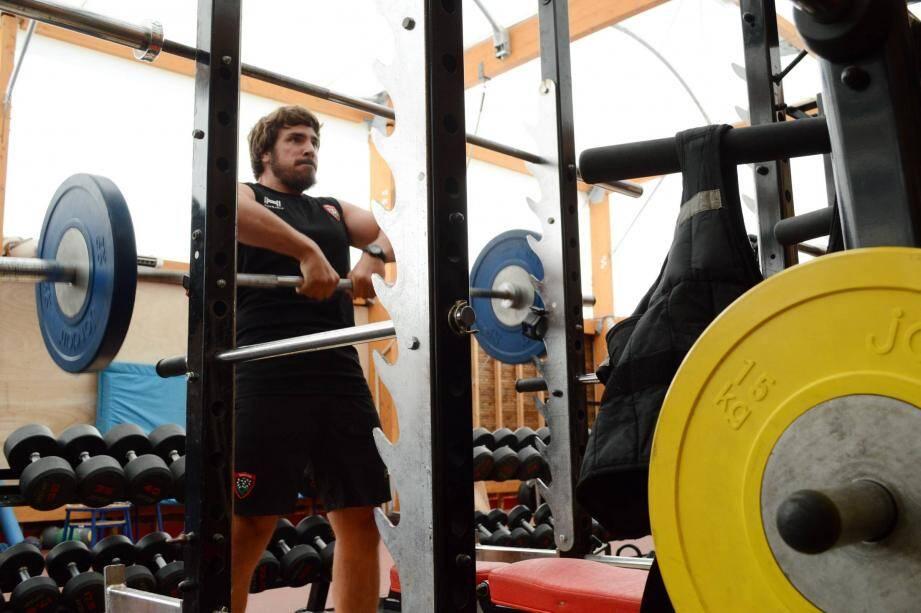 Après son opération des cervicales en juin dernier, Laurent Delboulbès est quasiment reparti à zéro sur le plan musculaire pour pouvoir retrouver le haut niveau. Il a renoué avec la compétition mi-octobre.