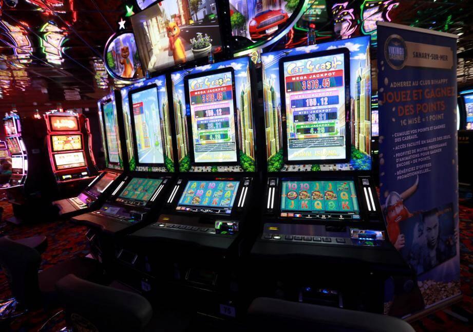 Rien que sur les machines à sous, il s'est joué 38 millions d'euros depuis l'ouverture.